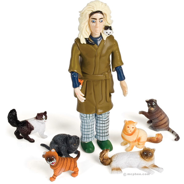 You're Going to End Up A Crazy CatLady!