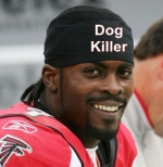 """Hi, I'm Michael Vick. I kill dogs."""