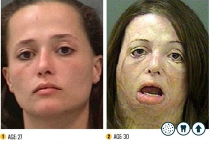 Meth Ain't a BeautyProduct