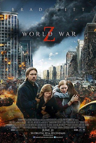 """""""World War Z"""" is an EpicFailure"""